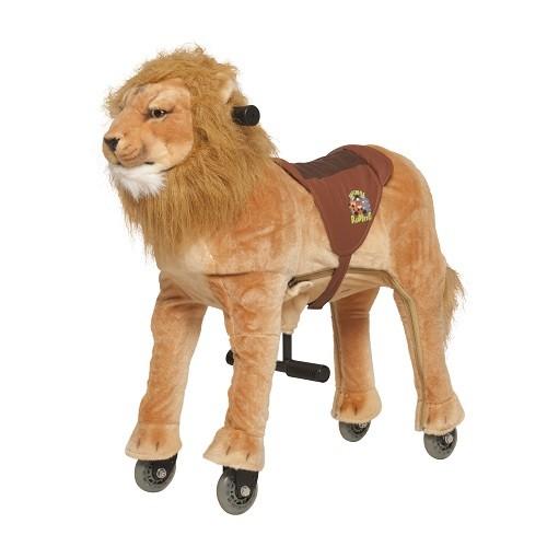 Animal Riding Löwe Shimba - Small