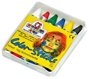 Eulenspiegel 6 Farben Color Stick