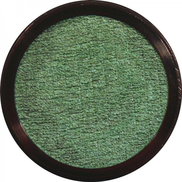 20 ml Profi Aqua Make Up Perlglanz Candy Green Eulenspiegel