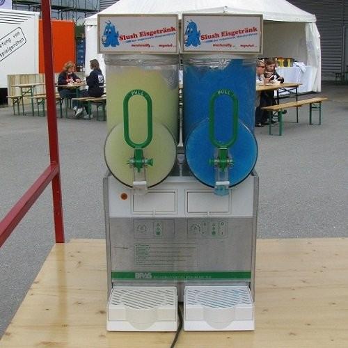 Slush Eismaschine 2 x 8 Liter von Ugolini