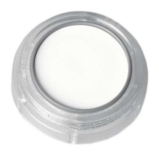 Grimas Water Make-up 001 weiß - 2,5 ml