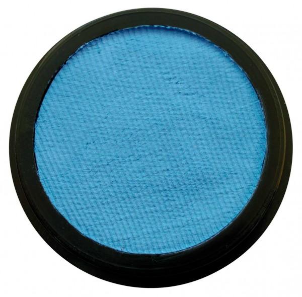 35 ml Profi Aqua Make Up Hellblau Eulenspiegel
