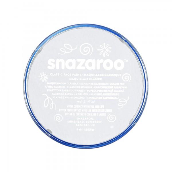 Snazaroo Schminkfarbe Weiß 75 ml