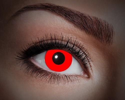 Eyecatcher UV 12 Monatslinsen Red