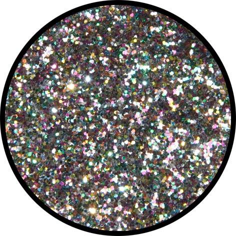 2 g Eulenspiegel Polyester Streu Glitzer Regenbogen