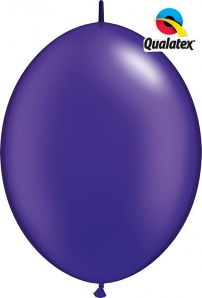 QuickLink Ballon - Lila - 30cm