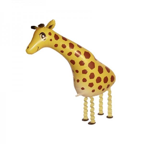 Giraffe Airwalker Ballon