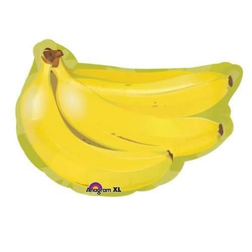 Bananen Folienballon
