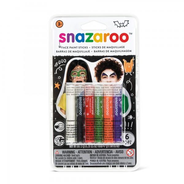 Snazaroo Schminkstifte Set Schreckliche Gesichter