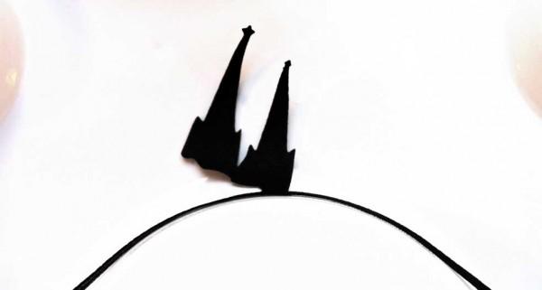 Eulenspiegel 3D Wimpern Dom