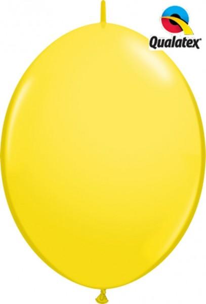 QuickLink Ballon - Gelb - 30cm