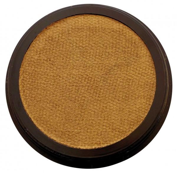 3,5 ml Profi Aqua Make Up Perlglanz Bronze Eulenspiegel
