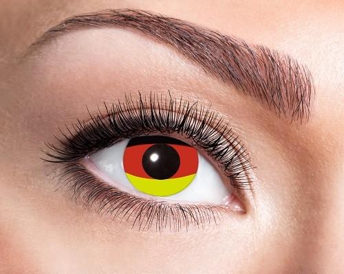 Eyecatcher Flaggen 12 Monatslinsen Deutschland