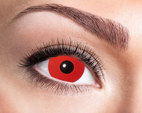 Eyecatcher Mini Sclera 6 Monatslinsen Red Devil