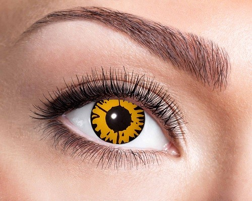 Eyecatcher Fantasy 3 Monatslinsen Twilight