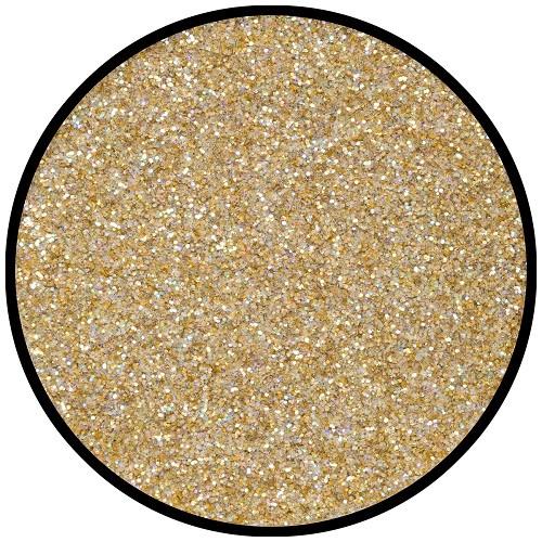 Tattoo Streu Glitzer Gold Juwel 6 g Eulenspiegel