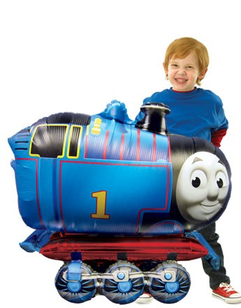 Thomas Lokomotive Airwalker Folienballon