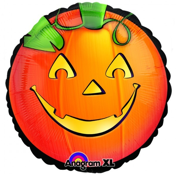 Halloween Kürbis/ Pumpkin Folienballon