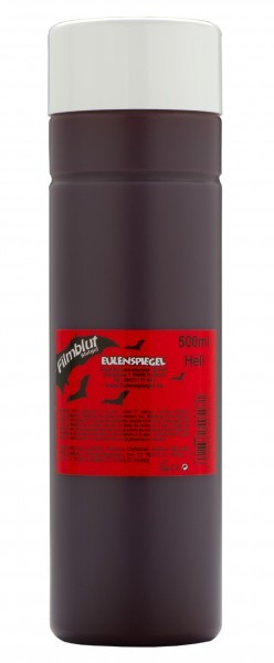 Eulenspiegel Filmblut Hell 500 ml