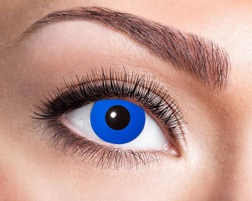 Eyecatcher Fantasy 12 Monatslinsen Blue Elfe