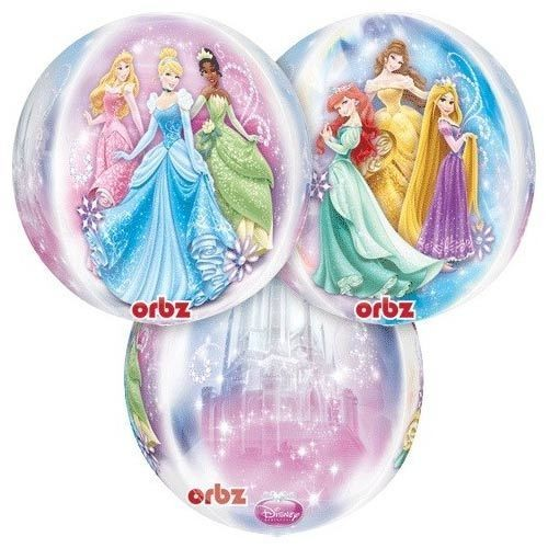 Disney Princess Orbz XL Kugel- Folienballon
