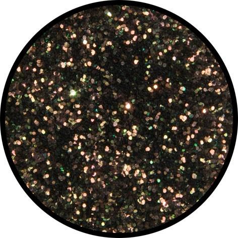 2 g Eulenspiegel Polyester Streu Glitzer Salmon (Lachsfarben)