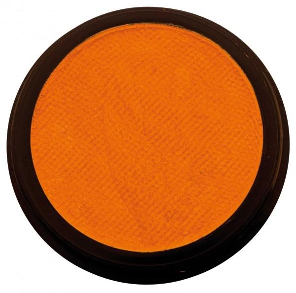 20 ml Profi Aqua Make Up Perlglanz Orange Eulenspiegel