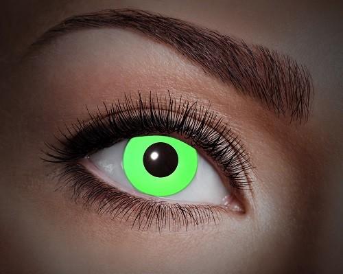 Eyecatcher UV 12 Monatslinsen Green