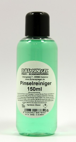 Eulenspiegel Pinselreiniger 150 ml