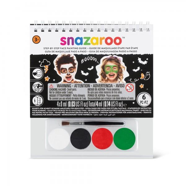 Snazaroo Schminkbuch Mini Halloween