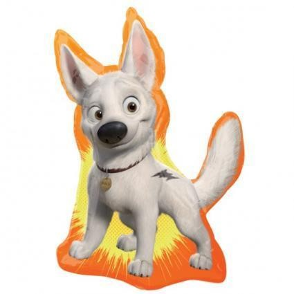 Hund Bolt Disney Folienballon - 60cm