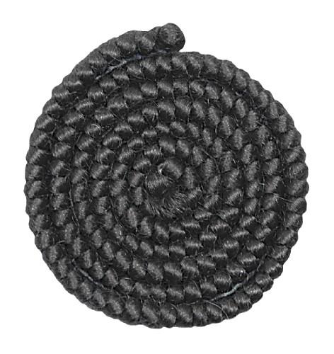 Grimas Wollkrepp 16 Schwarz - 100cm