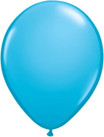 MiniLuftballons in Fashion Robins Egg Blue - 12,5cm