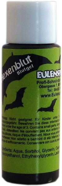 Eulenspiegel Hexenblut Hellgrün 20 ml