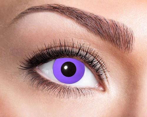 Eyecatcher Fantasy 12 Monatslinsen Purple Gothic