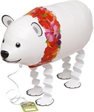 Hawai Polar Bär Airwalker Ballon - 71cm