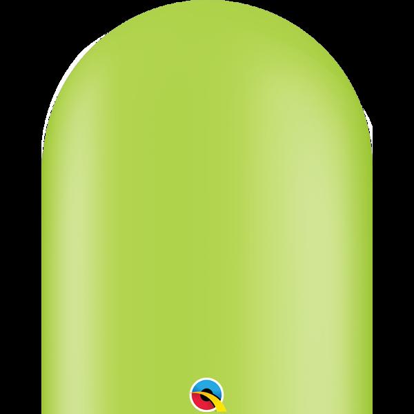 Qualatex 646Q Lime Green (Hellgrün) Modellierballons