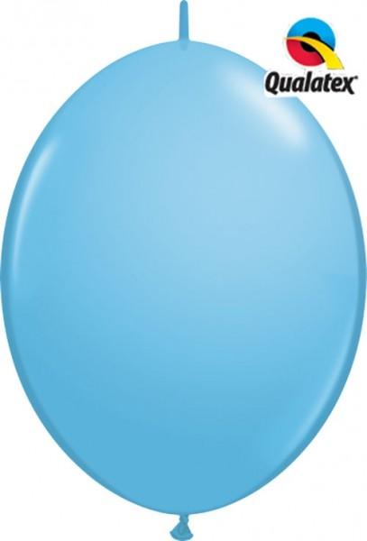 QuickLink Ballon - Hellblau - 30cm