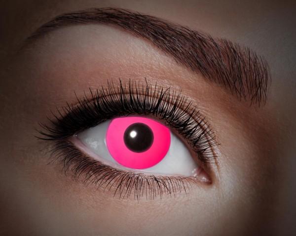 Eyecatcher UV Flash 1 Monatslinsen Flash pink