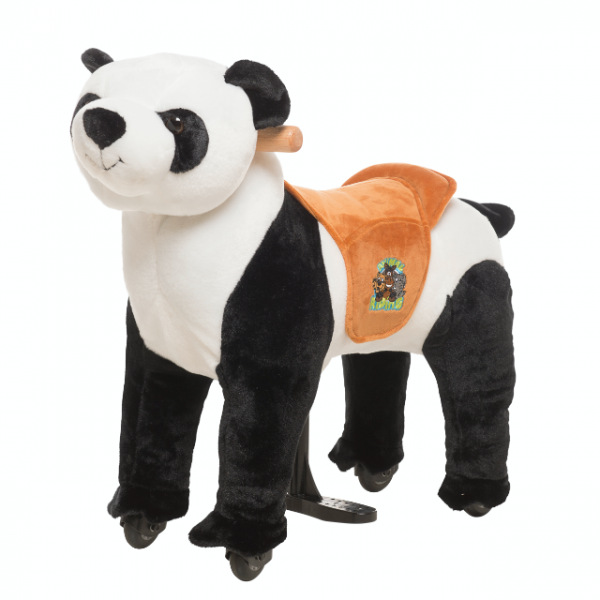Animal Riding Panda Tuan XS-MIni