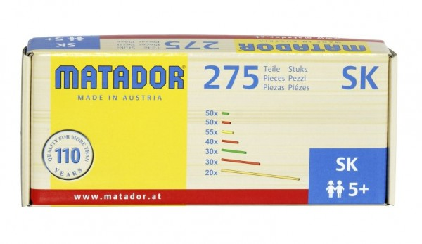Matador Explorer Klassik SK (Ersatzstäbchen)