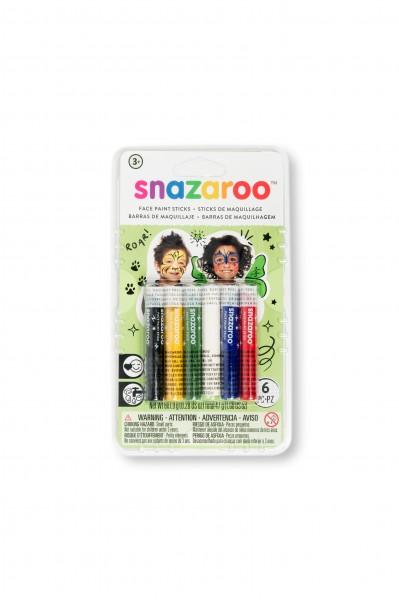 Snazaroo Schminkstifte Set Gemischt