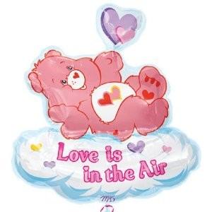 Love is in the Air - Care Bears Folienballon - 74 cm