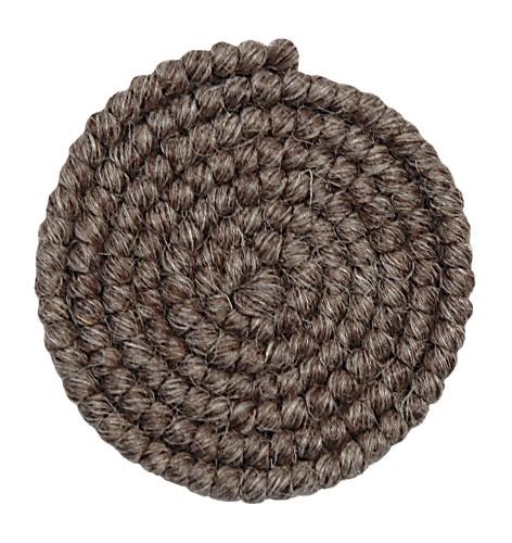 Grimas Wollkrepp 21 Braungrau dunkel - 100cm