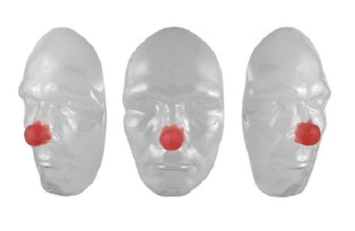 Grimas Latex Nasen / Sets 205 Nasenspitze Clown