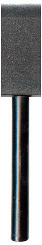 Kleiner rechteckiger Schwammpinsel 25 mm breit