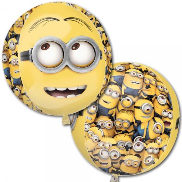 Minions Orbz Bob, Kevin, Stuart Folienballon